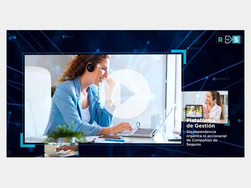 Vídeo corporativo para RDS